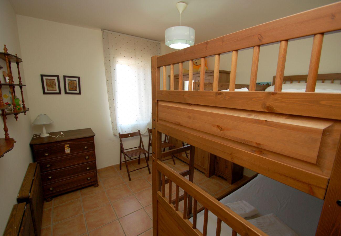 Casa en Torroella de Montgri - Daró 3D 48 - 50 m de la platja, A/C, WiFi i pàrquing