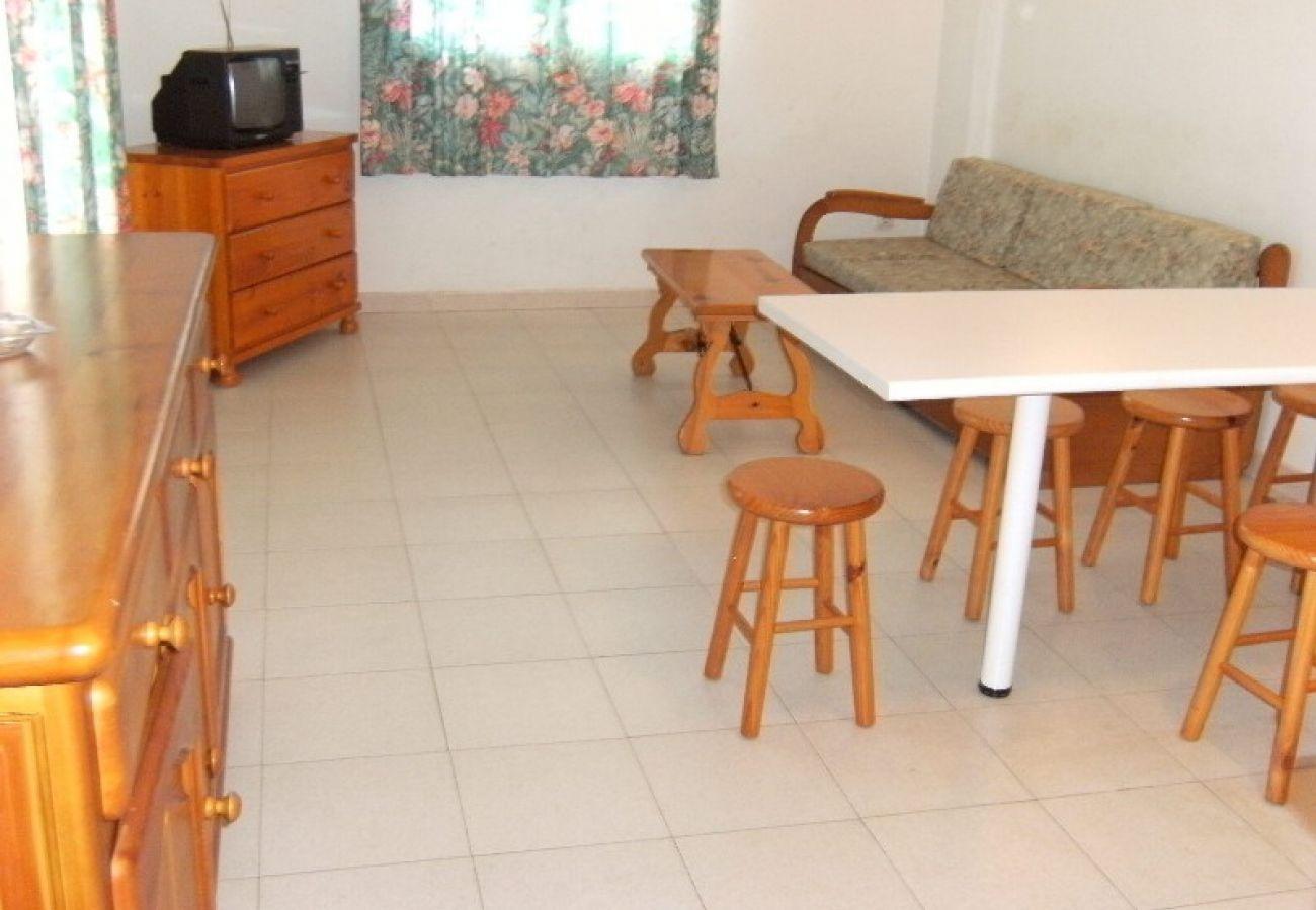 Apartament en L´Escala - APARTAMENTS CALA MONTGO 2D
