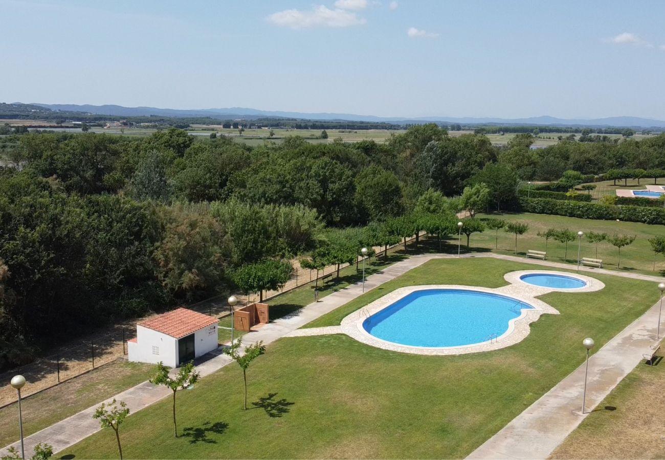 Casa en Torroella de Montgri - Daró 3D 23 - piscina, prop de la platja, Wi-Fi
