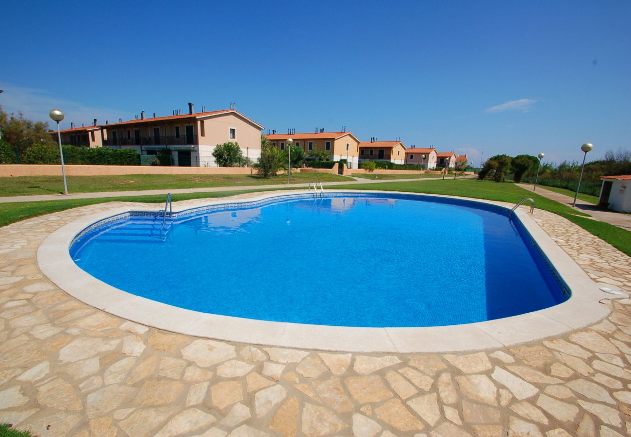 Ferienhaus in Torroella de Montgri - Daró 3D 23 - Pool, nah am Strand, Wi-Fi