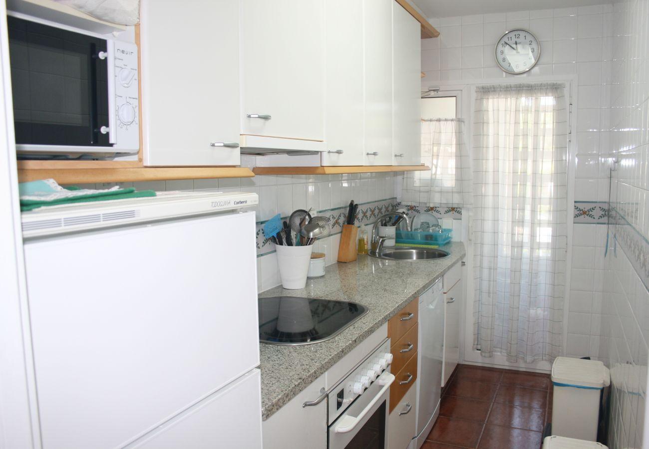 Apartamento en Pals - Apartamento de 1 dormitorios en Pals