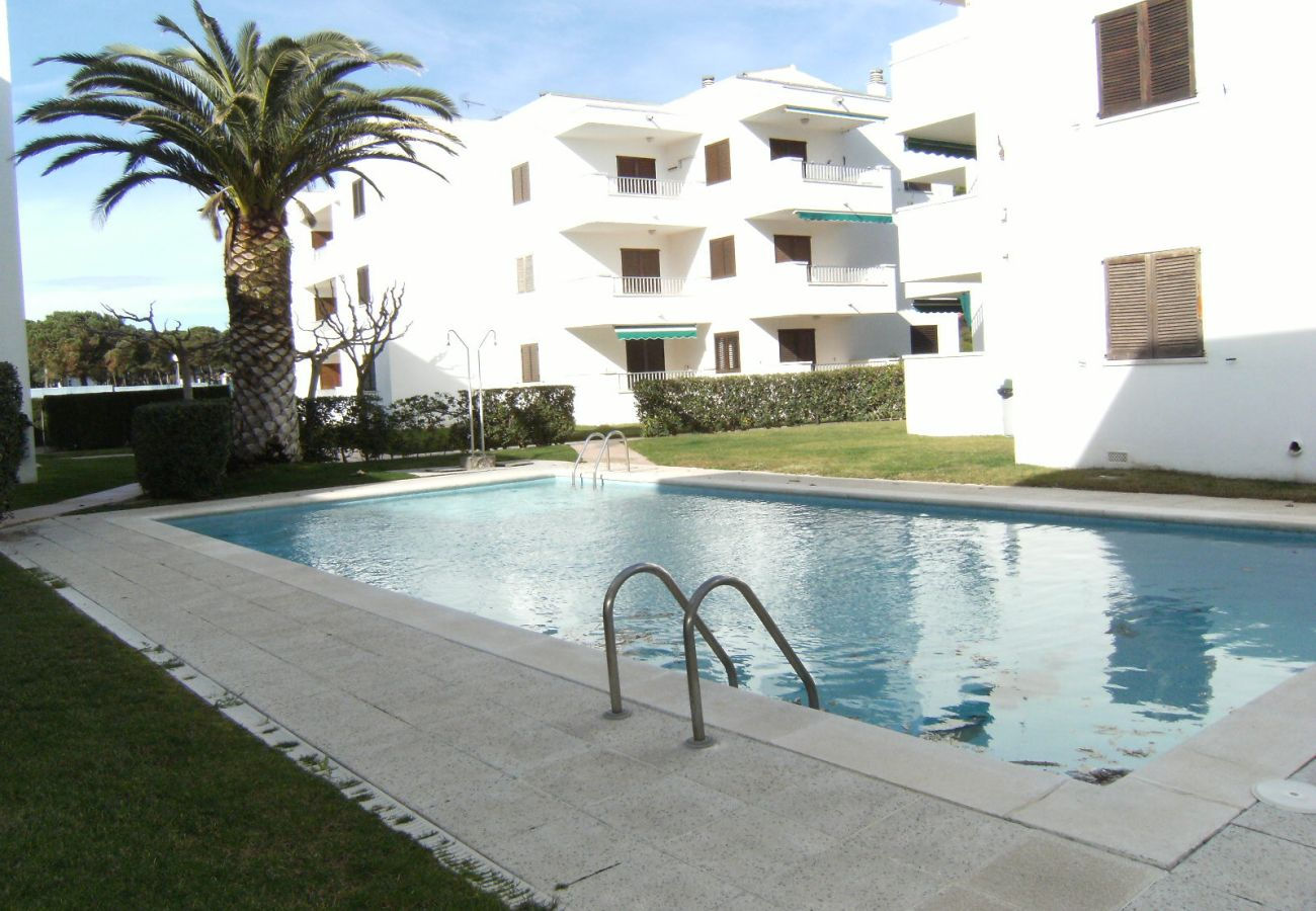 Appartement à L'Escala - APPARTEMENTS CALA MONTGO 2D