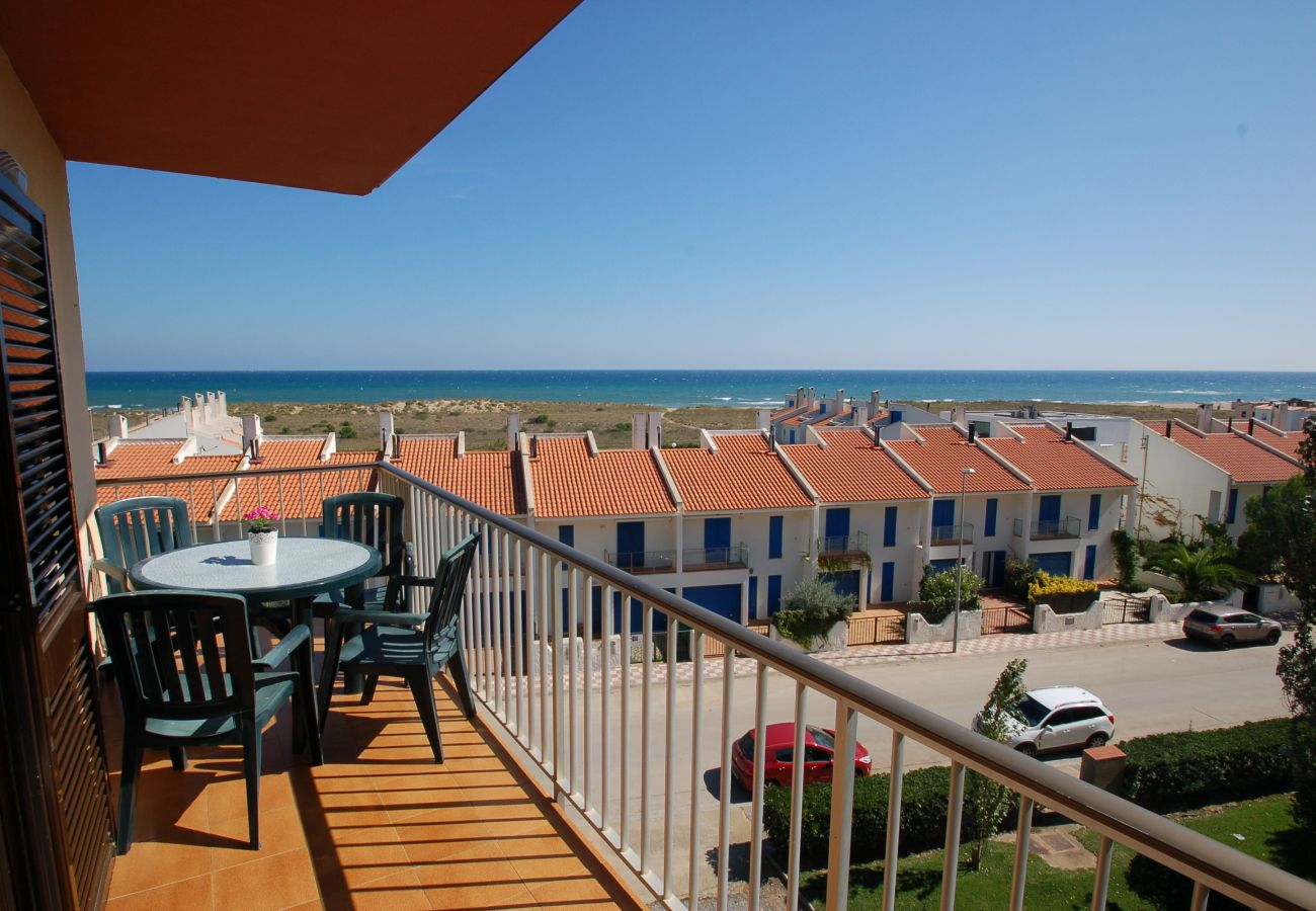Apartment in Torroella de Montgri - Mare Nostrum 3D 541 - Sea views, Wi-Fi, aircon