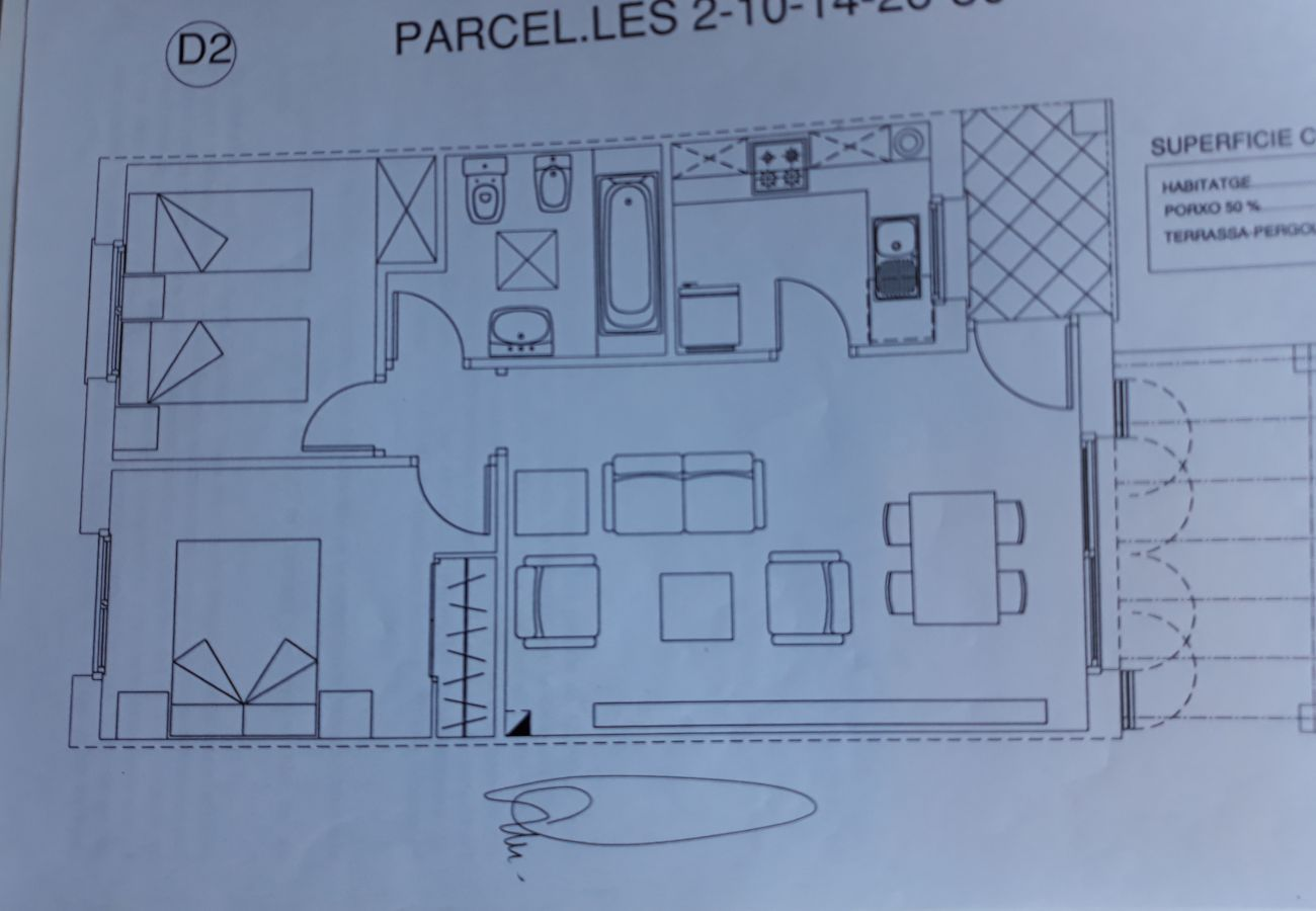 House in Torroella de Montgri - Daró 2D 153 - Dishwasher, A/C, pool