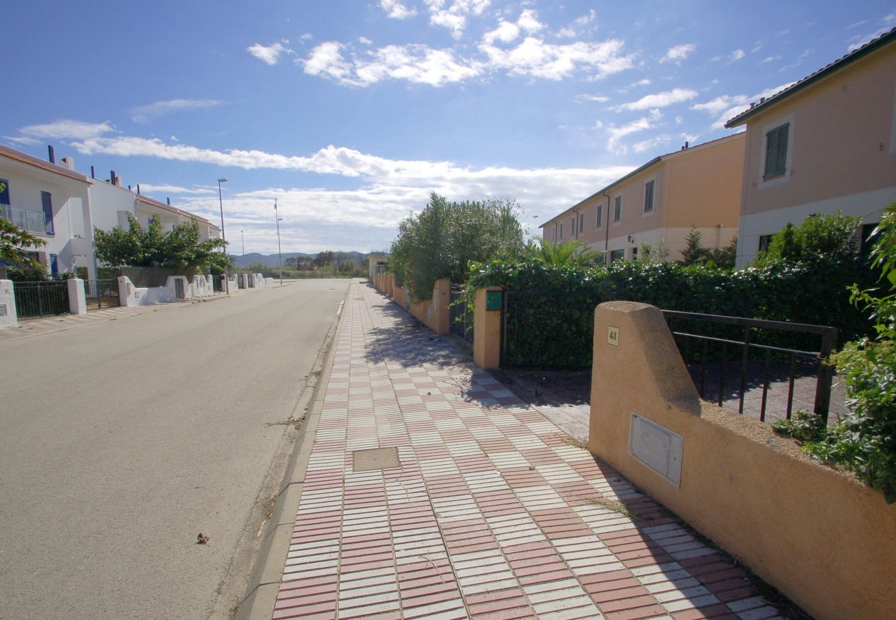 House in Torroella de Montgri - Daró 3D 48 - close to the beach, Aircon, WiFi and parking