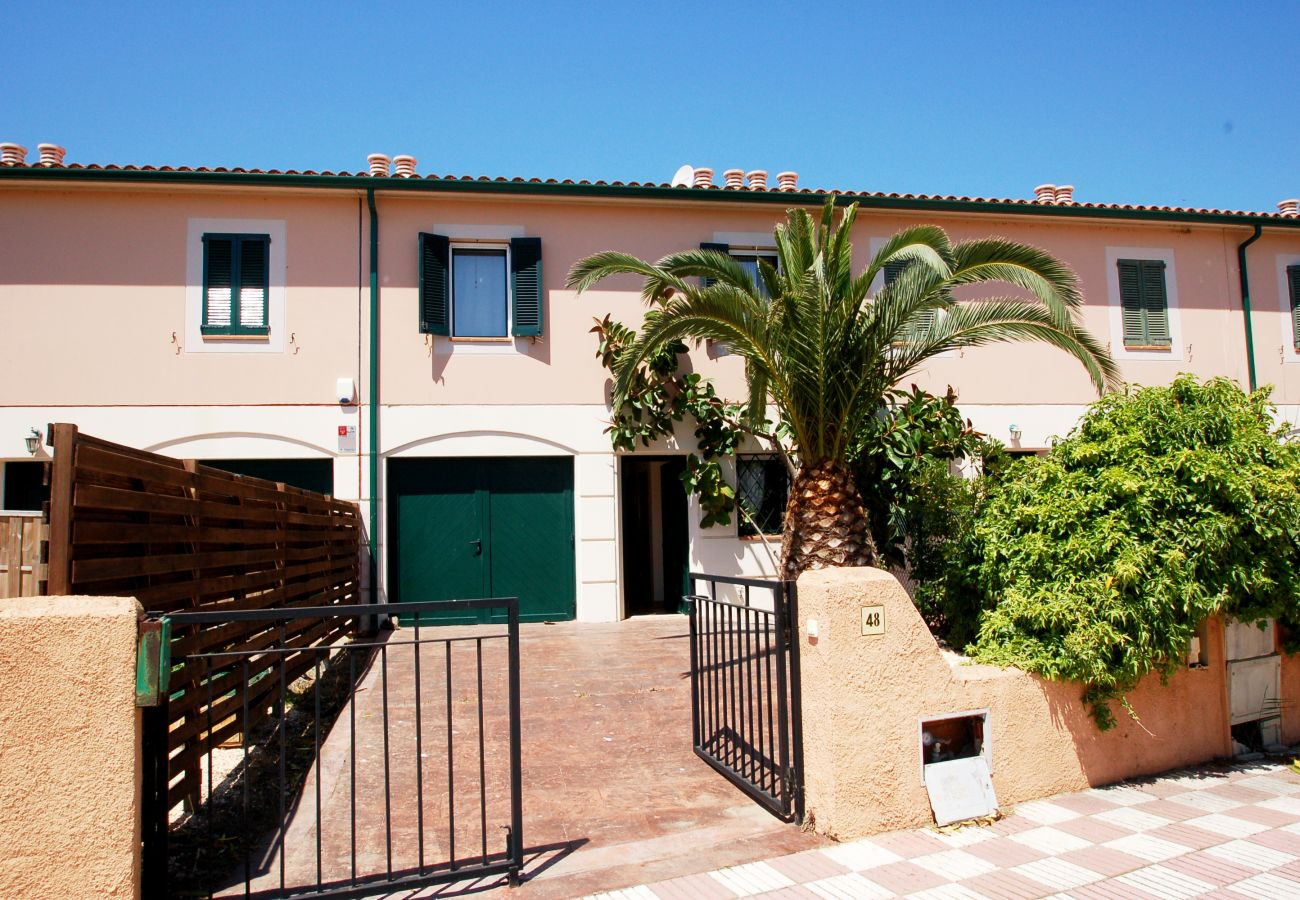 House in Torroella de Montgri - Daró 3D 48 - close to the beach, Aircon, WiFi and parking