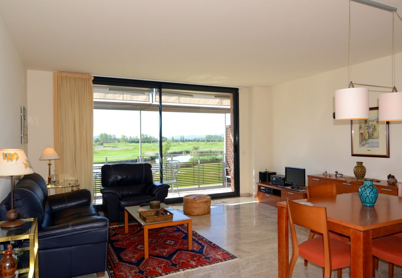 Apartment in Gualta - EMPORDA GOLF 2D