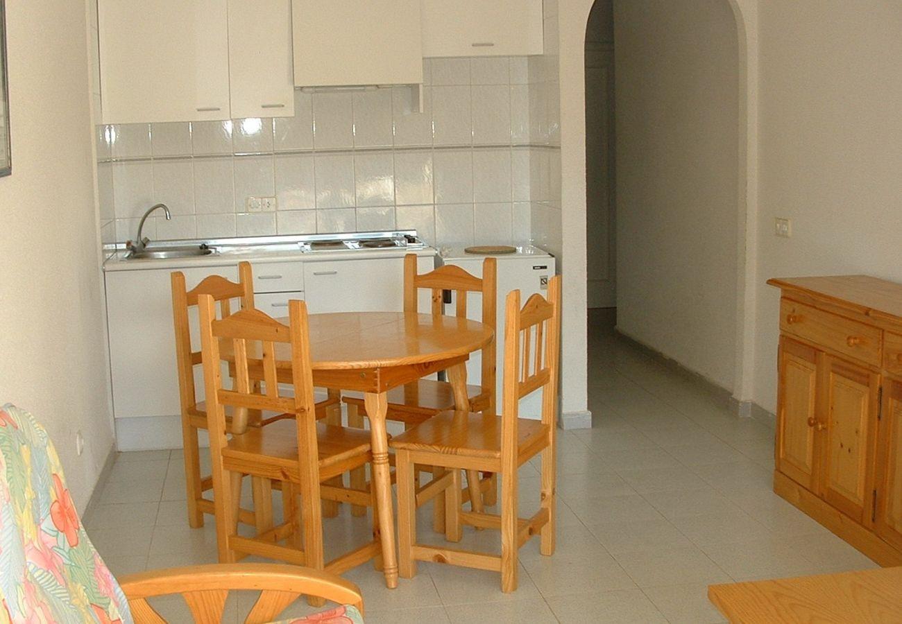 Apartment in L'Escala - APARTMENTS MAGDA PARK  2D D1D