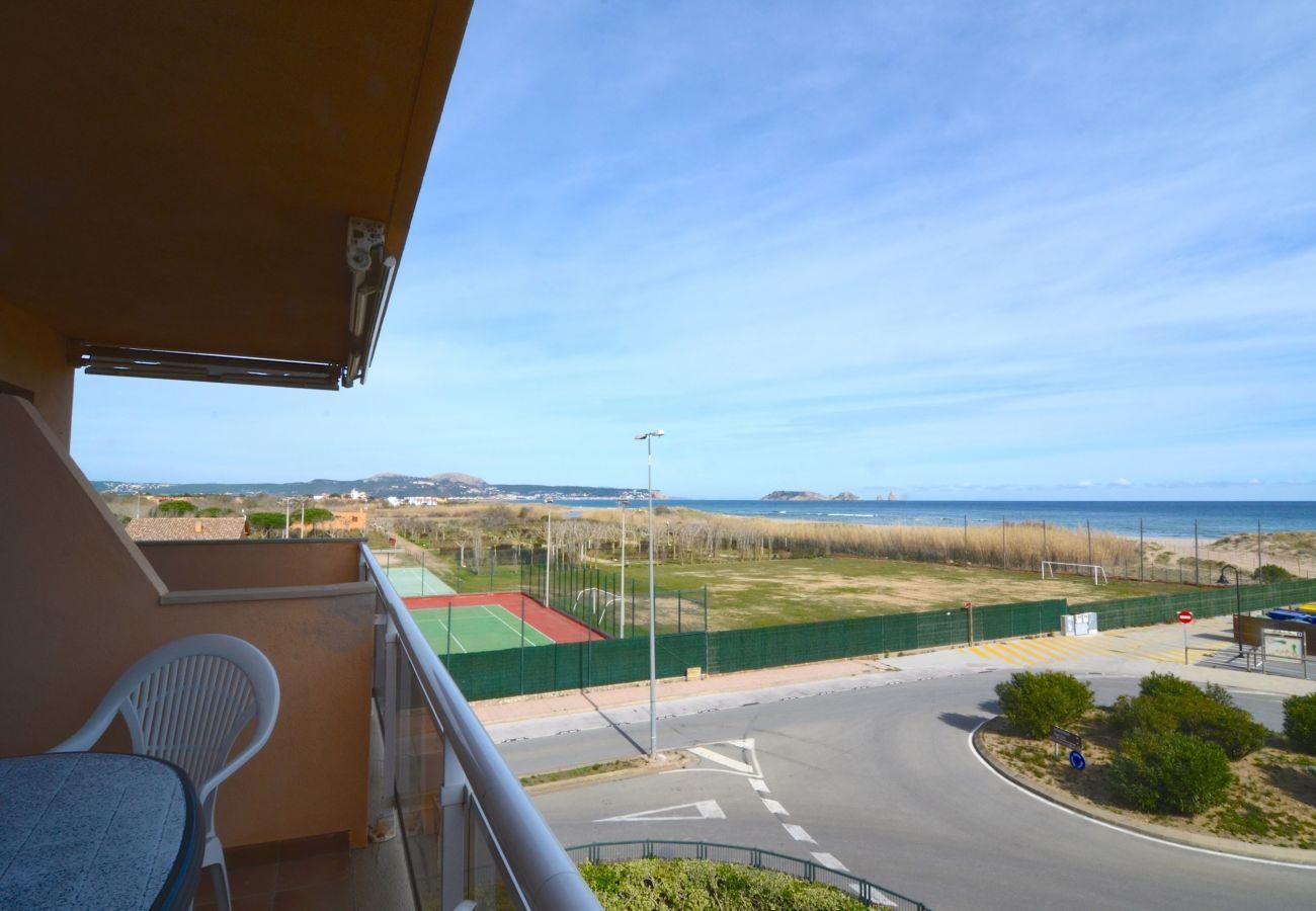 Apartment in Pals - PORT PALS A 302 (2D) sea view