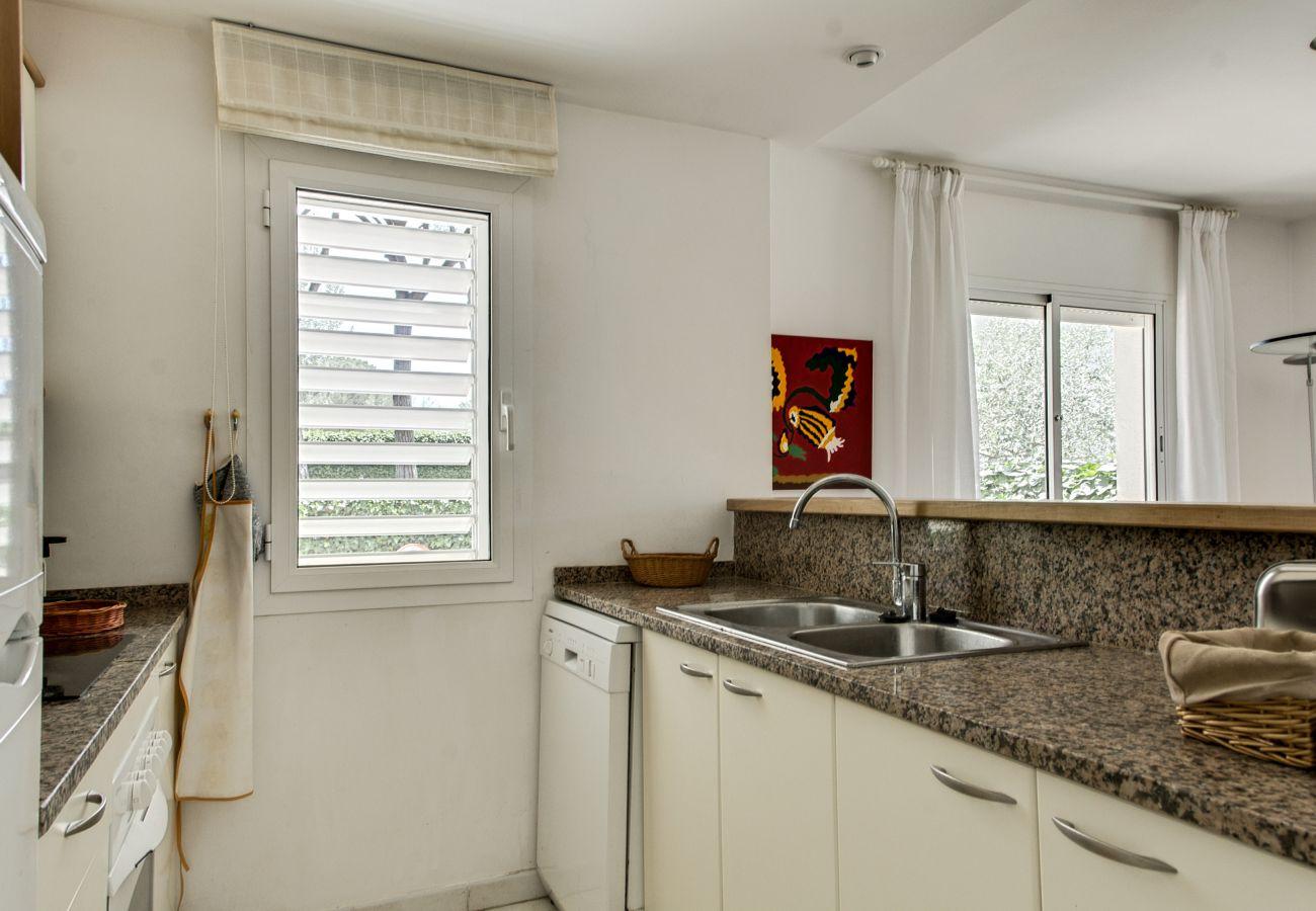 Apartment in Pals - GREEN MAR B 101