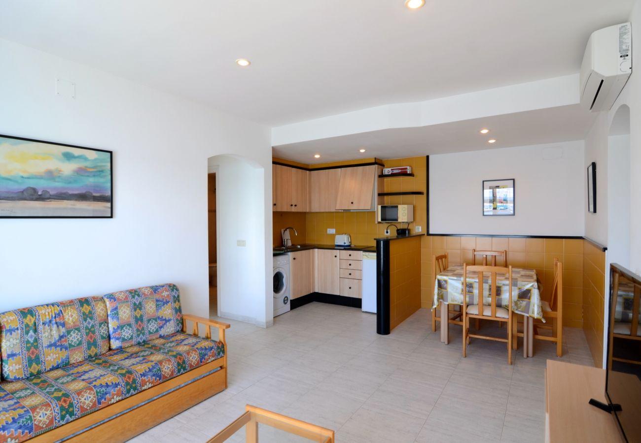 Apartment in Estartit - TREPUTXELL 1D 2-2