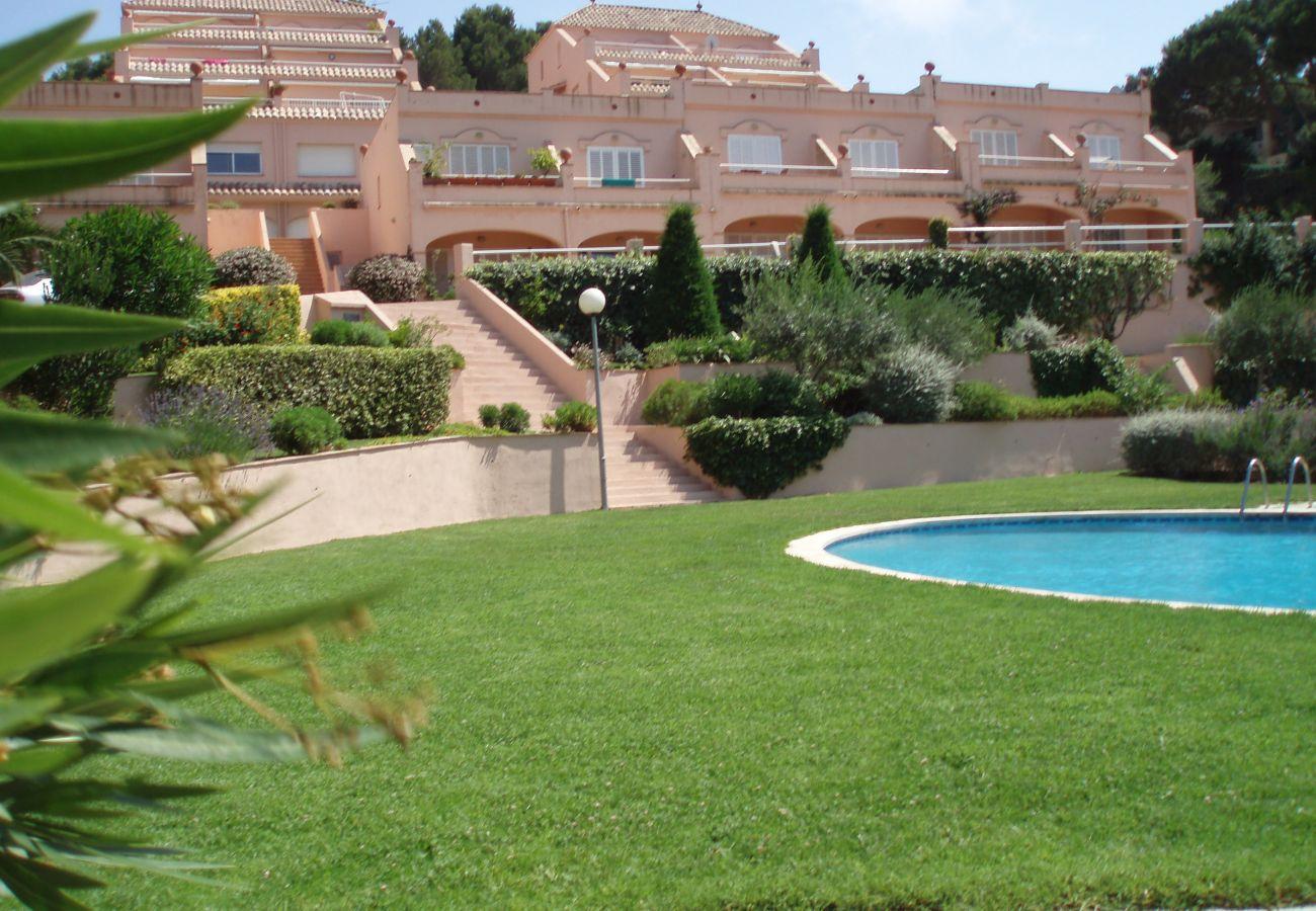 Apartment in Begur - AVA SENIA 4A APARTAMENT 5 PAX - SA RIERA