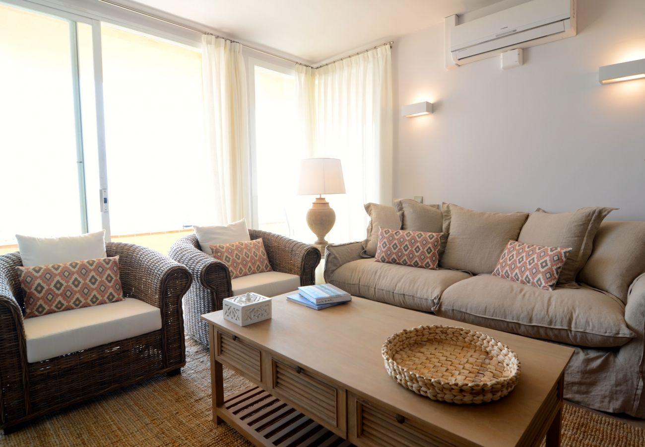 Apartment in Pals - GOLF MAR APARTAMENT SUPERIOR VISTA MAR