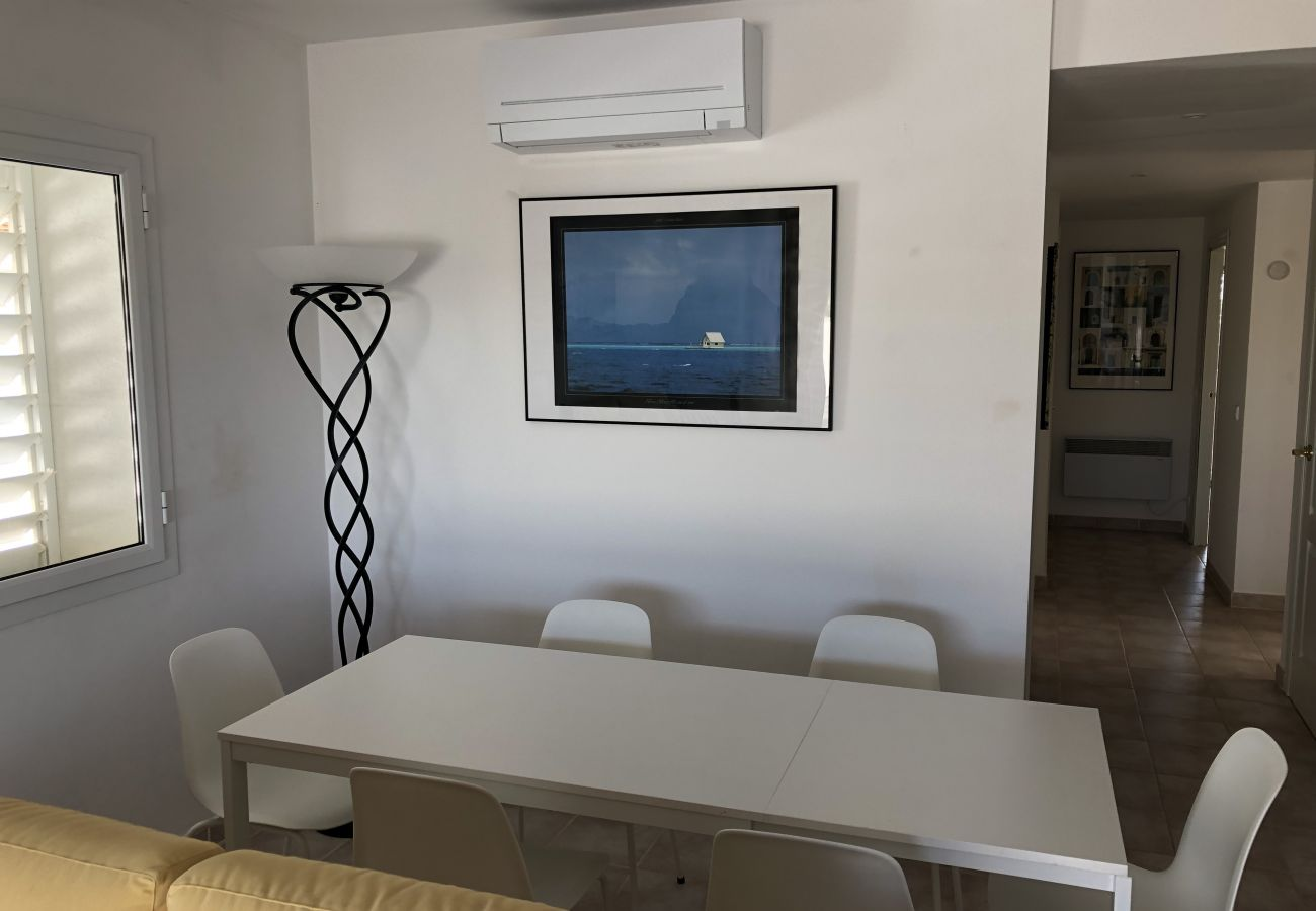 Apartment in Pals - Green Mar 403 - Penthouse with aircon., wifi, SAT TV