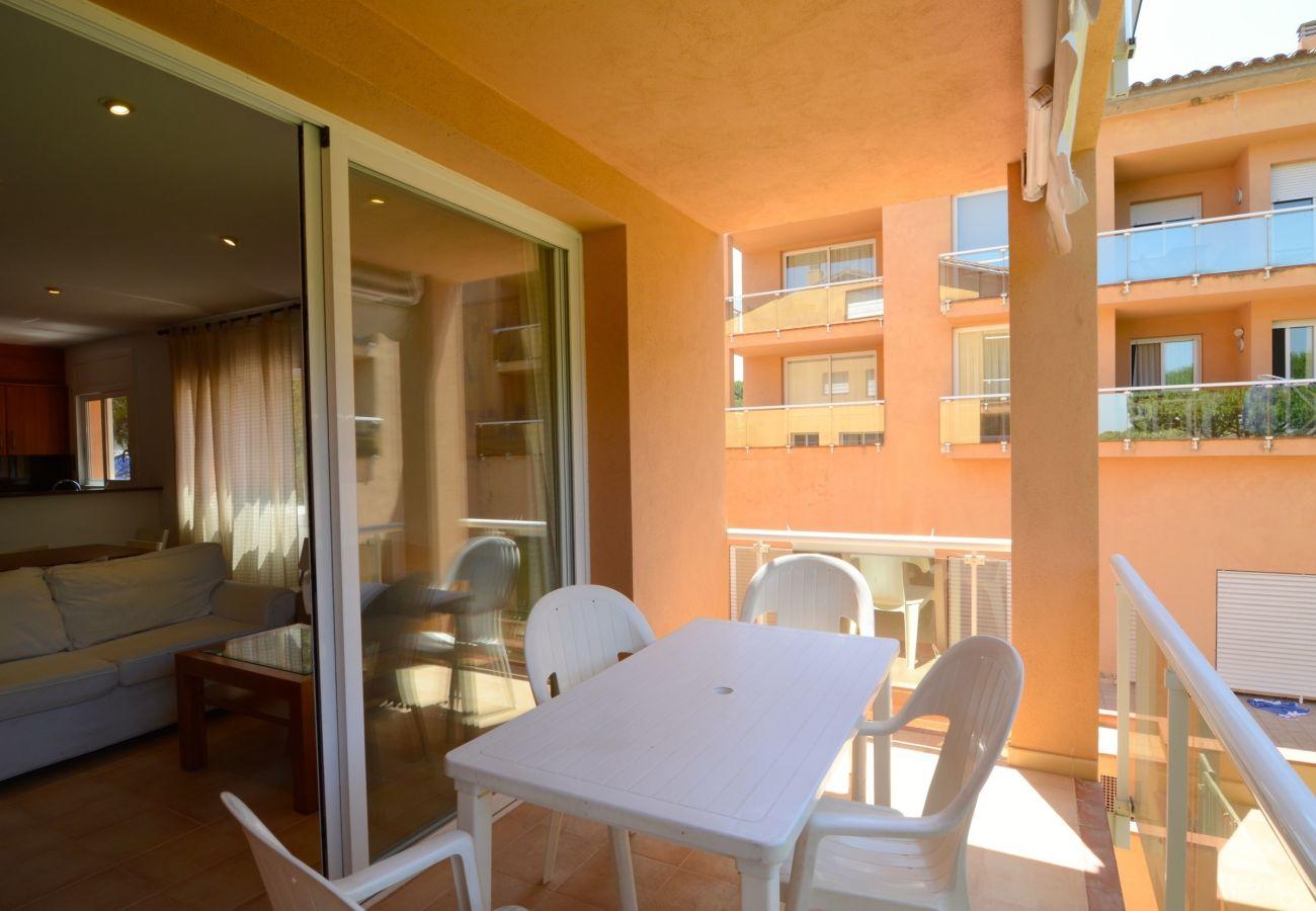 Apartment in Pals - PUIG SA GUILLA II 3D